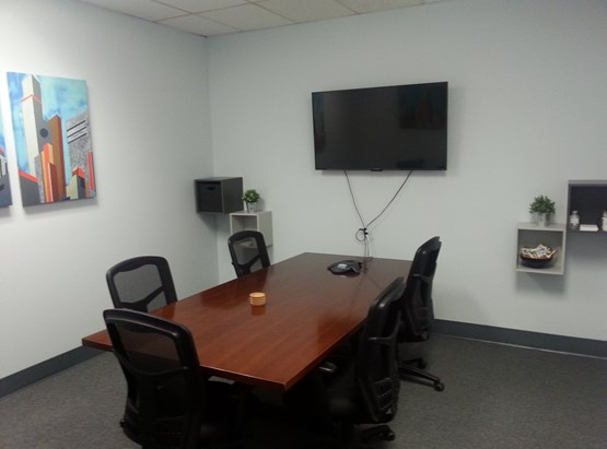 Conference Room 1 - 8 hr. pass